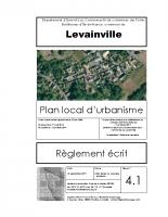 Levainville 4.1 reglement
