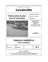 Levainville 6 1 ann sanit